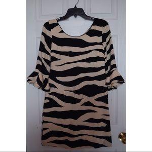 Kate Spade Zebra Print Dress